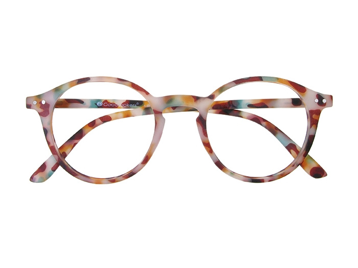 'Sydney' Reading Glasses Multi Tortoiseshell