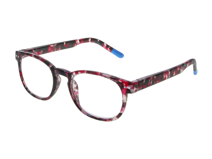 'Edenbridge' Reading Glasses Red/Gray