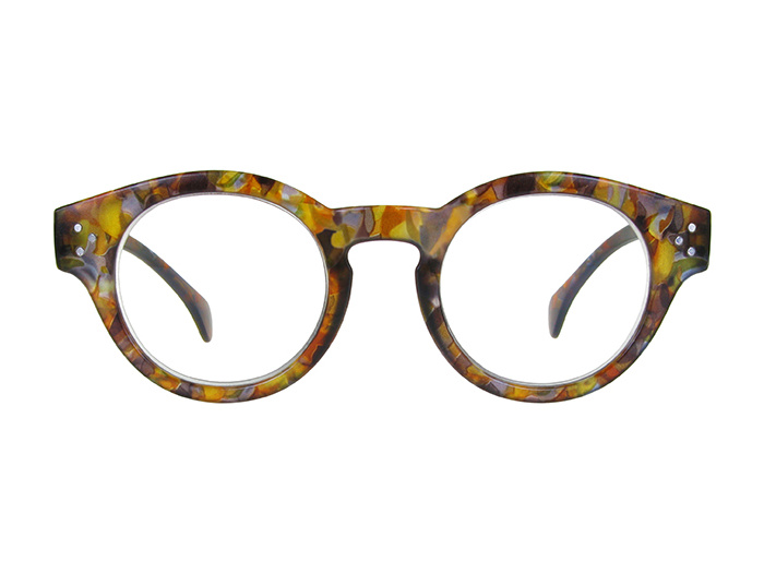 'Cassidy' Reading Glasses Multi Tortoiseshell