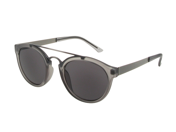 'Phoenix' Reading Sunglasses Gray
