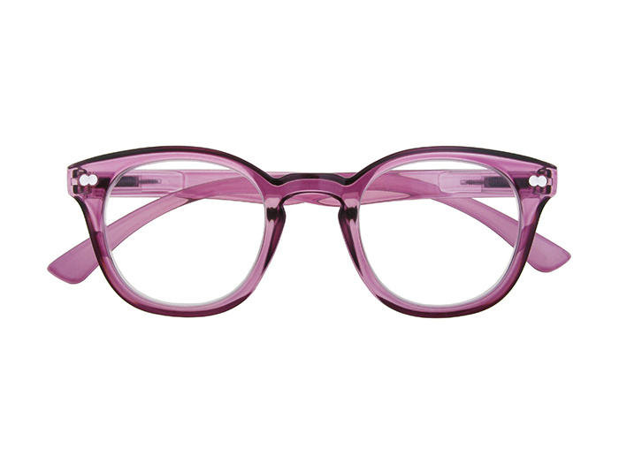 'Joy' Reading Glasses Purple