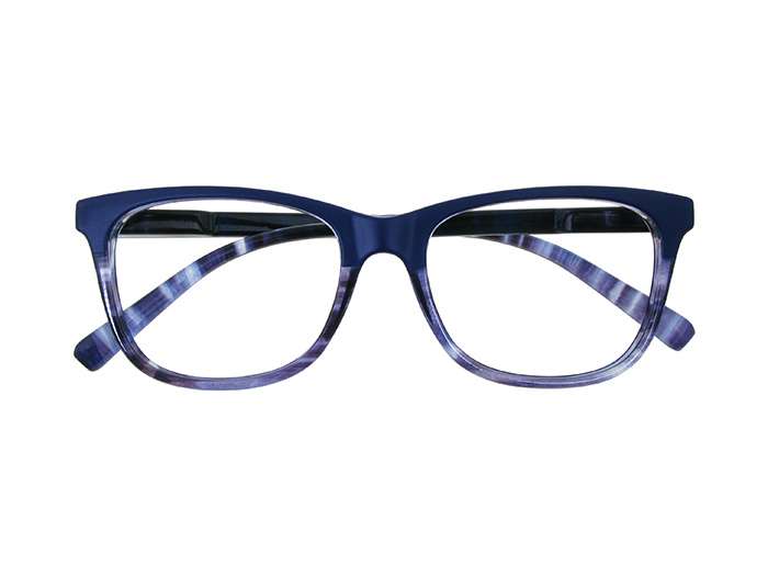 'Dulwich' Reading Glasses Blue