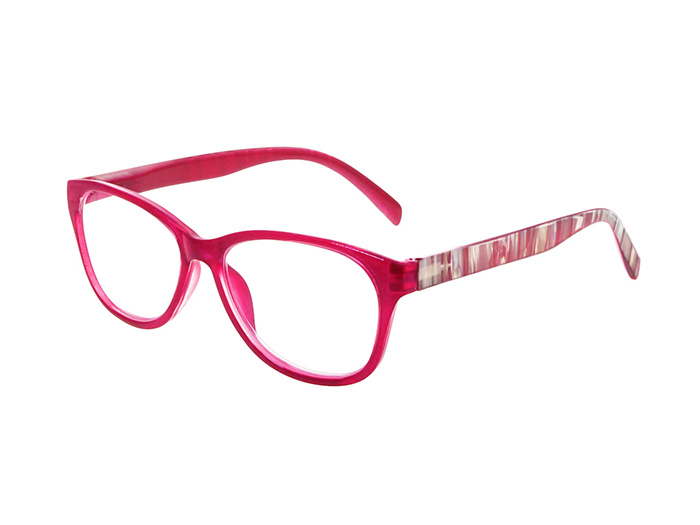 'Alli' Reading Glasses Fuchsia