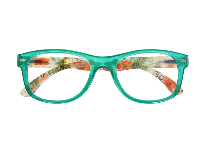 'Megan' Reading Glasses Green