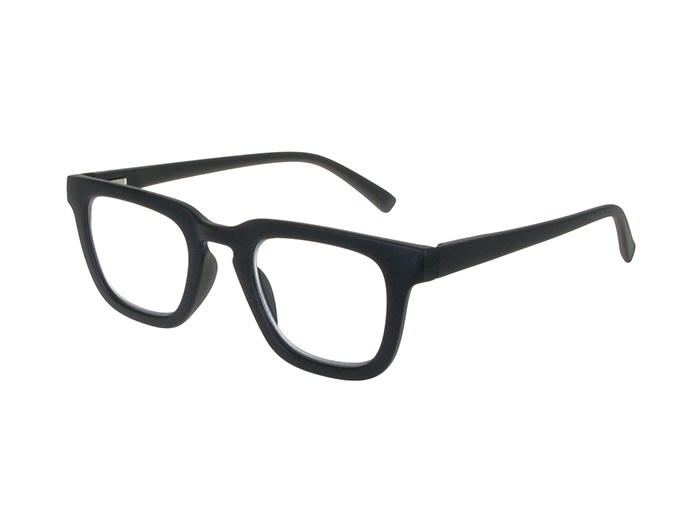 'Burbank' Reading Glasses Matte Black