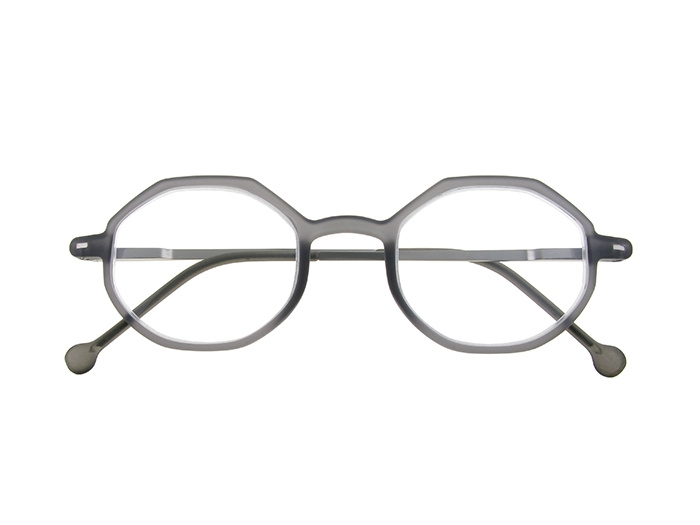 'Rudy' Reading Glasses Gray