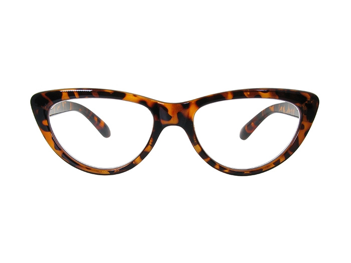 'Cleo' Reading Glasses Tortoiseshell
