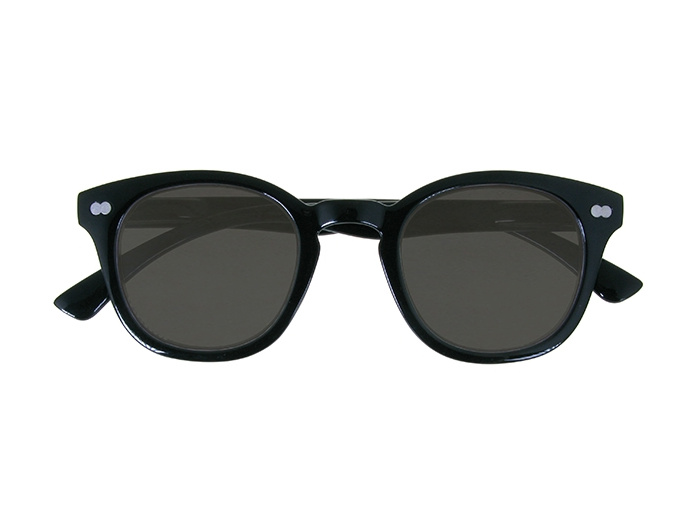 'Tyler' Reading Sunglasses Black