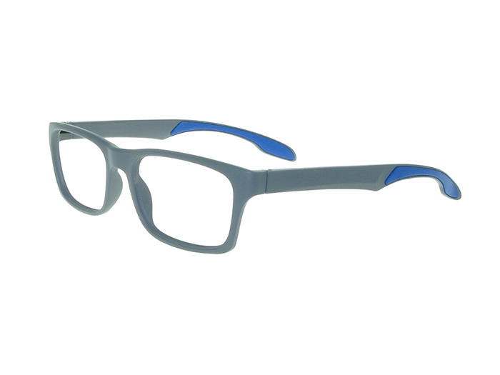 Reading Glasses 'Joshua' Gray/Blue