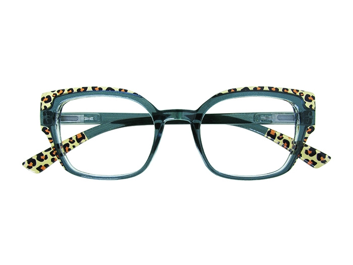 'Samba' Reading Glasses Teal