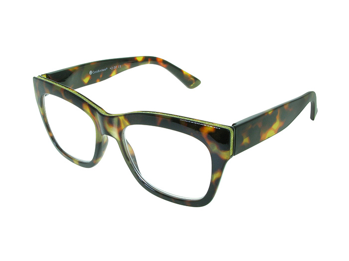 'Showtime' Reading Glasses Tortoiseshell