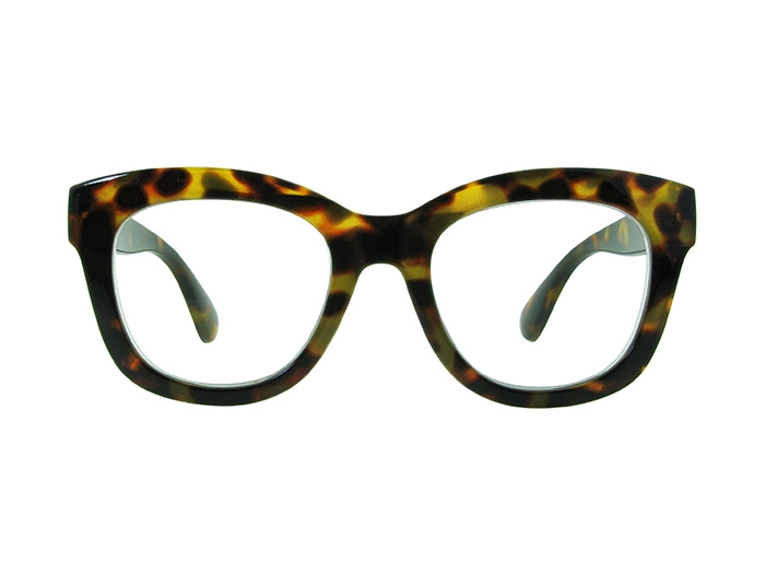 'Encore' Reading Glasses Tortoiseshell