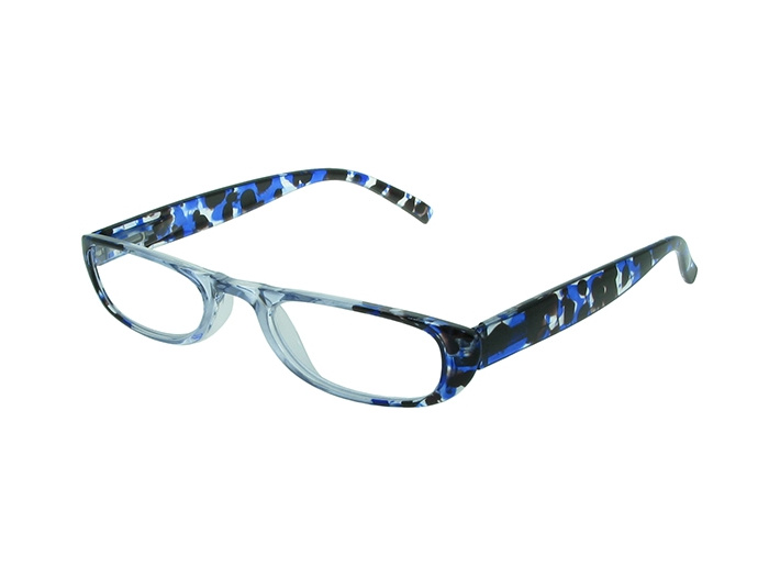 'Jive' Reading Glasses Blue