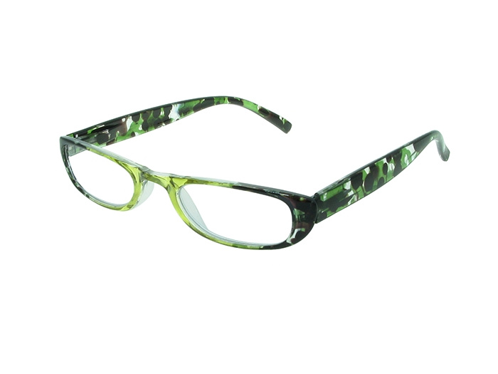 'Jive' Reading Glasses Green