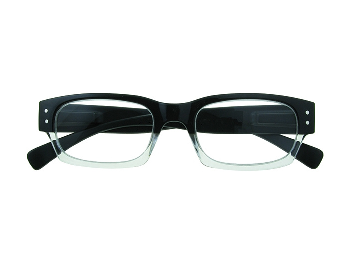 'Portabello' Reading Glasses Black