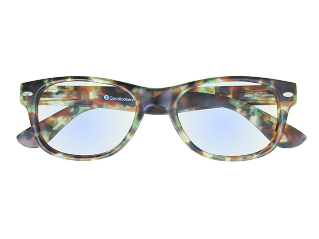 'Billi BlueLight' Reading Glasses Multi Tortoiseshell