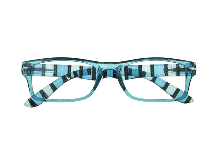 Heidi Reading Glasses Blue