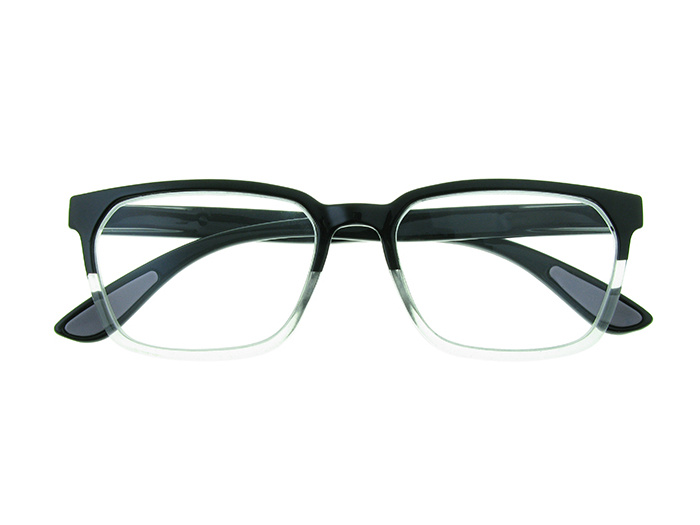 'Joey' Reading Glasses Black