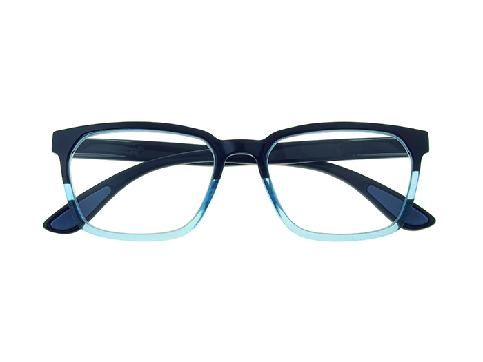 'Joey' Reading Glasses Blue
