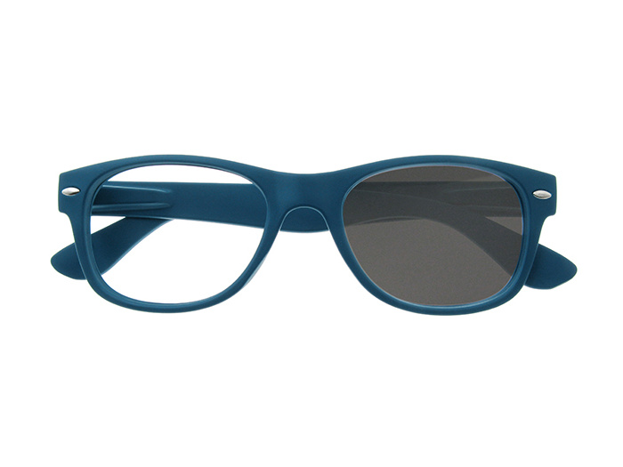 'Billi Changers' Photochromic Readers Matte Blue