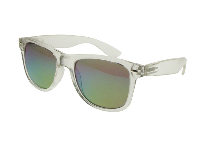 'Carnaby' Sunglasses Clear