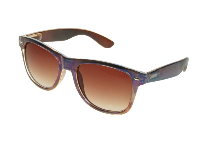 'Carnaby' Sunglasses Iridescent