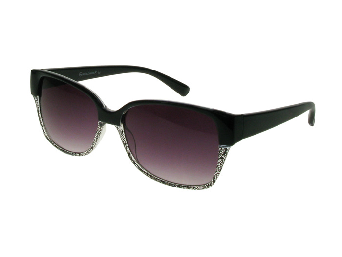 'Lisbon' Sunglasses Black