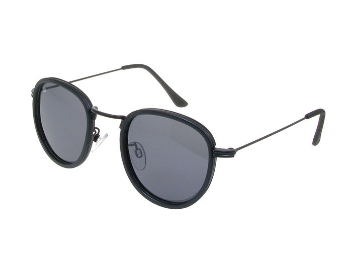 'Riley' Polarized Sunglasses Black