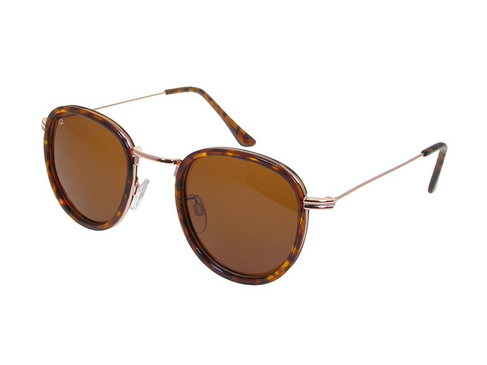 'Riley' Polarized Sunglasses Tortoiseshell