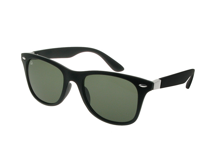 'Regan' Polarized Sunglasses Matte Black