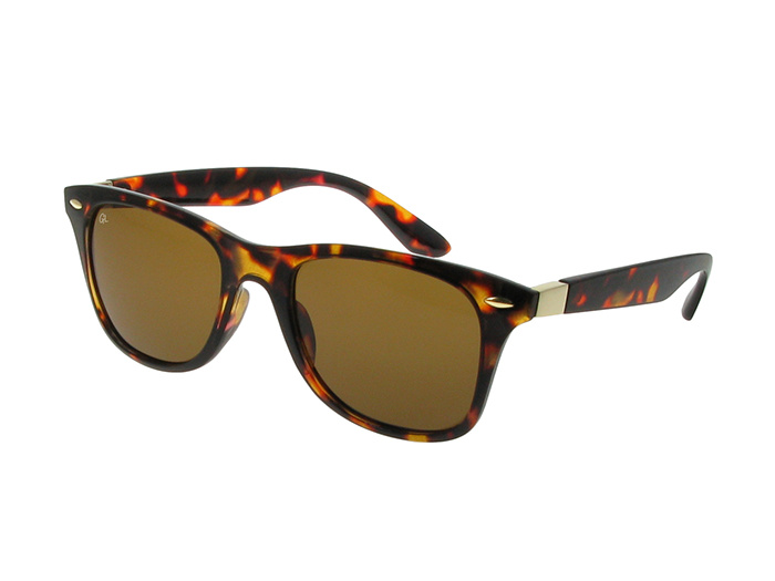 'Regan' Polarized Sunglasses Tortoiseshell