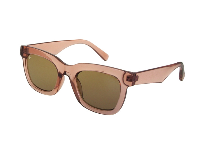 'Sheridan' Polarized Sunglasses Brown
