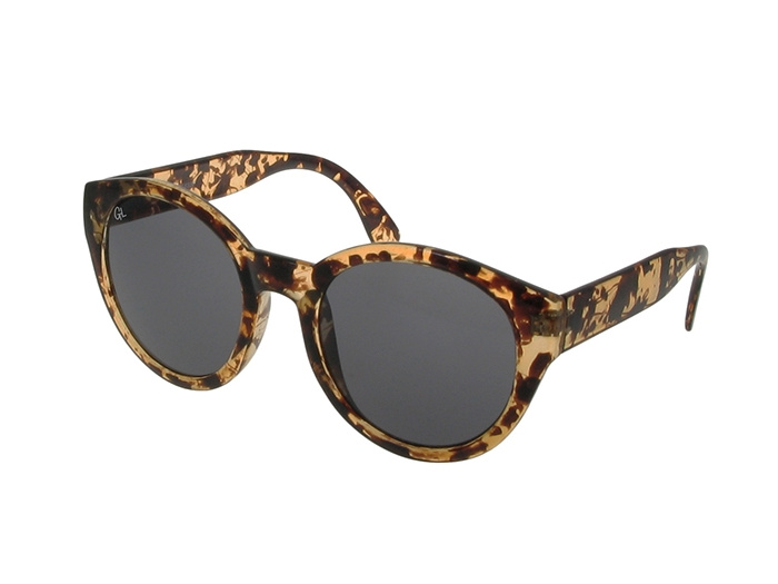 'Dani' Polarized Sunglasses Tortoiseshell