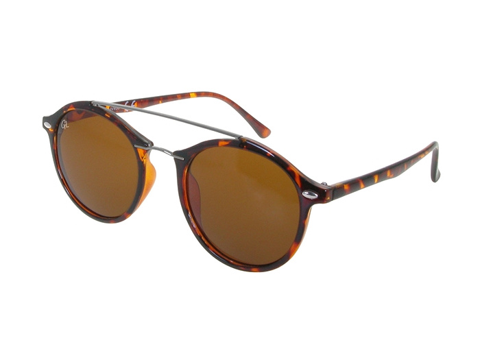 'Langley' Polarized Sunglasses Tortoiseshell