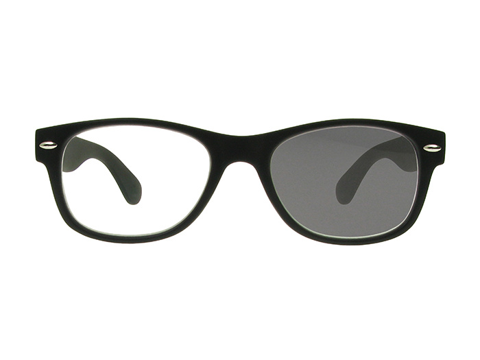 'Changers' Photochromic Reading Glasses Black